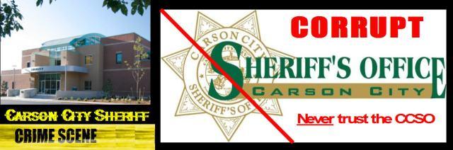 CARSON CITY SHERIFF CCSO